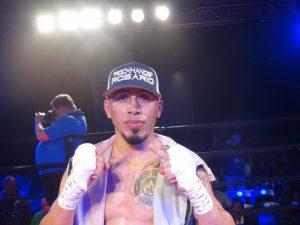 Carlos Rosario - Josh Davis @ 2300 Arena  | Philadelphia | Pennsylvania | United States