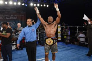 Tyrone Brunson vs Jamaal Davis for Pa. State Middleweight Title @ 2300 Arena