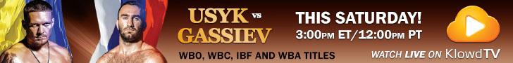 Usyk vs. Gassiev